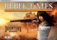 Issue: Rebel Times (Issue 88 - Jan 2015)