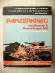 Board Game: Panzerkrieg: von Manstein & HeeresGruppe Süd