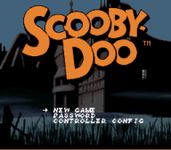 Video Game: Scooby-Doo Mystery