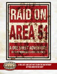 RPG Item: Raid on Area 51
