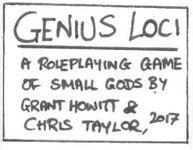 RPG: Genius Loci