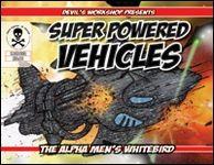 RPG Item: Alpha Men's Whitebird