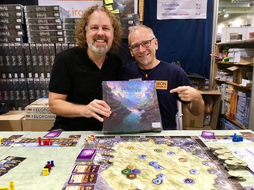 Board Game Designer: Jeffrey D. Allers