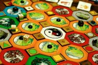 Board Game: Wu Wei: Journey of the Changing Path
