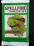 Board Game: Spellfire: Booster Pack, Set 4 – Forgotten Realms