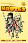 Board Game: Brutes Miniatures Microgame