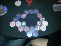 Board Game: Unbound: Endless War