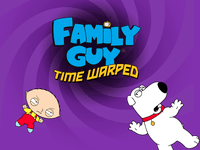 Video Game: Family Guy Time Warped