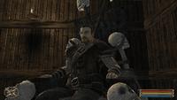 Character: The Nameless Hero (Gothic)
