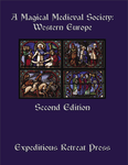 RPG Item: A Magical Medieval Society: Western Europe Second Edition