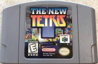 Video Game: The New Tetris
