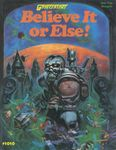 RPG Item: Believe It or Else!
