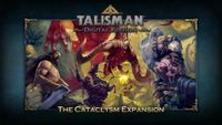 Video Game: Talisman: Digital Edition – The Cataclysm Expansion