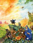 RPG Item: Guildes Ecran de Jeu