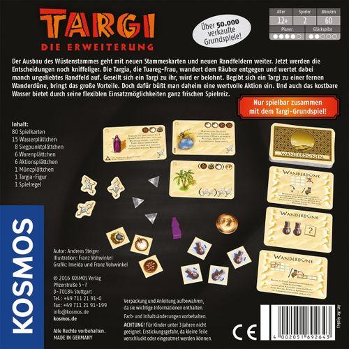 Board Game: Targi: The Expansion