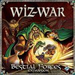Board Game: Wiz-War: Bestial Forces
