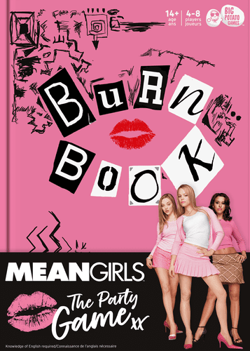 Board Game: Mean Girls: The Party Game