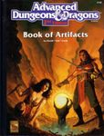 RPG Item: Book of Artifacts