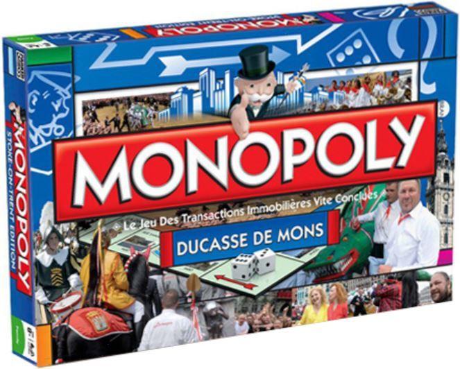 Monopoly: Ducasse de Mons