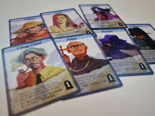 Board Game: Village of Horror
