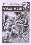 Issue: Echoes From Fomalhaut (Issue #06 - Sep 2019)