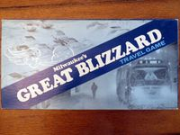 Board Game: Blizzard of '77 Travel Game