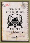 RPG Item: Secrets of the Reich: AR-35 battery