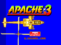 Video Game: Apache 3