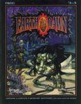 RPG Item: Earthdawn Promo Flyer #3