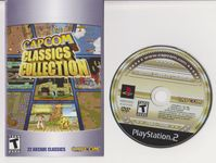 Video Game Compilation: Capcom Classics Collection Volume 1