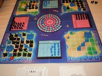 Board Game: Crude: The Oil Game