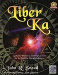 RPG Item: Liber Ka