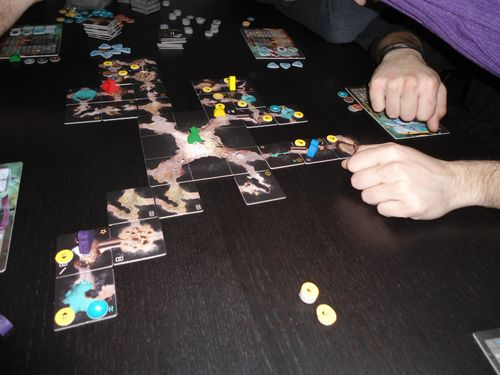 Board Game: The Cave