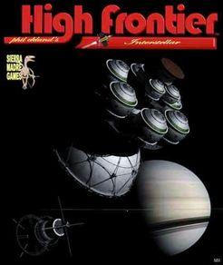 High Frontier Interstellar Cover Artwork