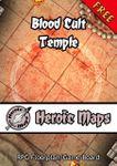RPG Item: Heroic Maps: Blood Cult Temple
