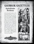 RPG Item: Gasmask Gazetteer #4: Spitalfields Rookery