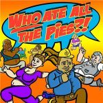 Board Game: Who Ate All the Pies?!