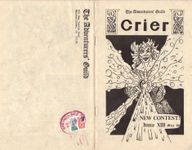 Issue: The Adventurers' Guild Crier (Issue 13 - May 1989)