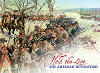 Board Game: Hold the Line: The American Revolution