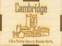 Board Game: Cambridge