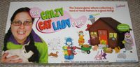 Board Game: The Crazy Cat Lady Game