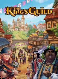 The King's Guild Cover Artwork