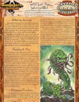 RPG Item: Warbeasts & Wyrms: Who Let The Worms Out