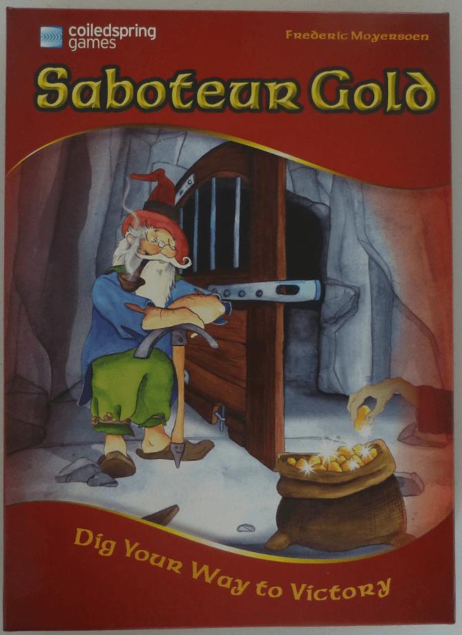 Saboteur Gold