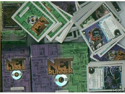 Board Game: Netrunner