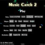 Video Game: Music Catch 2
