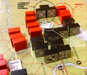 The Germans are flanking Rostov - Summer '43 scenario