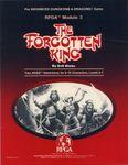 RPG Item: RPGA3: The Forgotten King