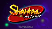 Video Game: Shantae and the Pirate's Curse