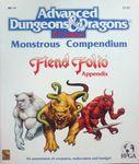 RPG Item: MC14: Monstrous Compendium, Fiend Folio Appendix